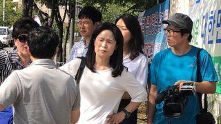 中国共産党が再び全能神教会の難民の親族を韓国に送り込み、偽の抗議活動を演出