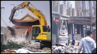 終わらない仏教遺産の排除: 中国北部の2つの歴史ある寺院が滅亡の危機