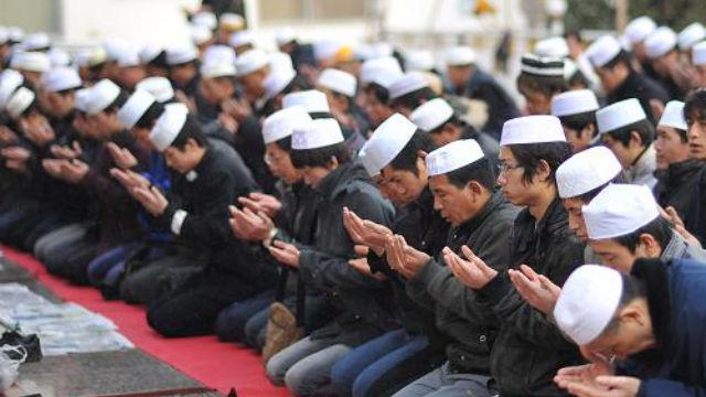 回族のムスリム