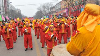 中国共産党が民間信仰の風習を非合法化