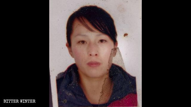 任翠芳さんは拘束12日目に30歳で亡くなった。