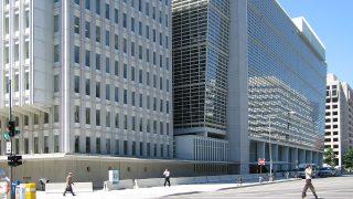 ワシントンD.C.の世界銀行本部