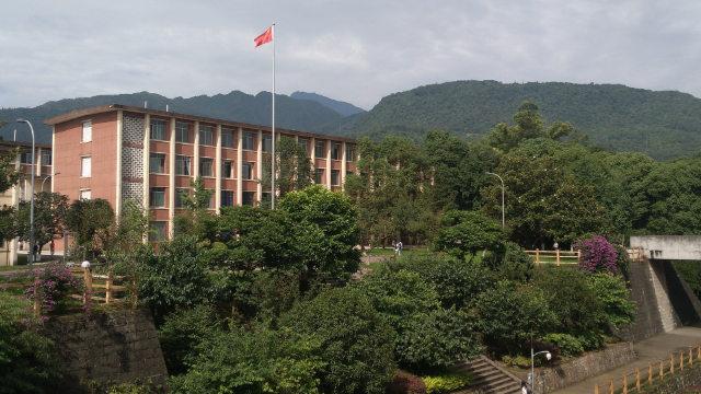 中国のある大学