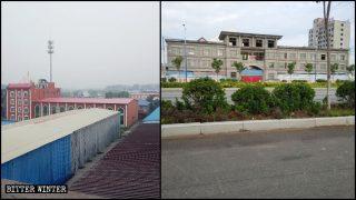 河南省の真イエス教会は取り壊され、20人以上の信者は不当に逮捕される
