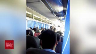 国慶節を前に北京が家庭教会の取り締まりを強化 キリスト教徒がバスの中に隠れて礼拝